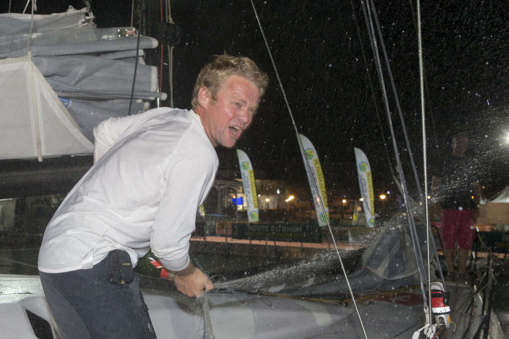 ROUTE DU RHUM - DESTINATION GUADELOUPE 2014 - Alex Pella