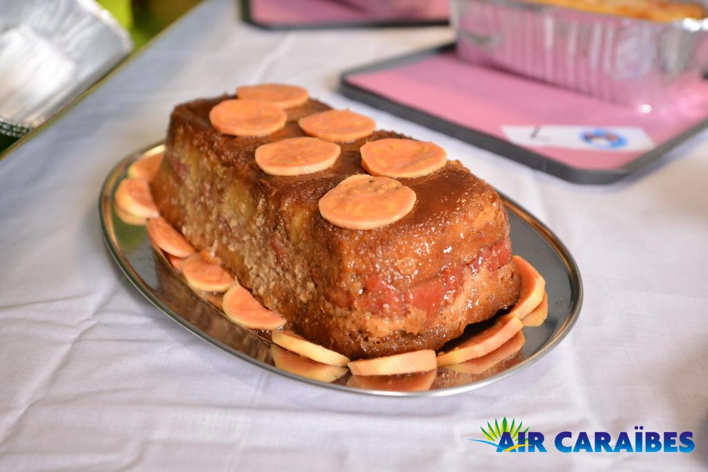 cake goyave