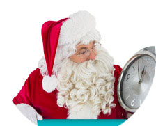 Père Noël Air Caraïbes