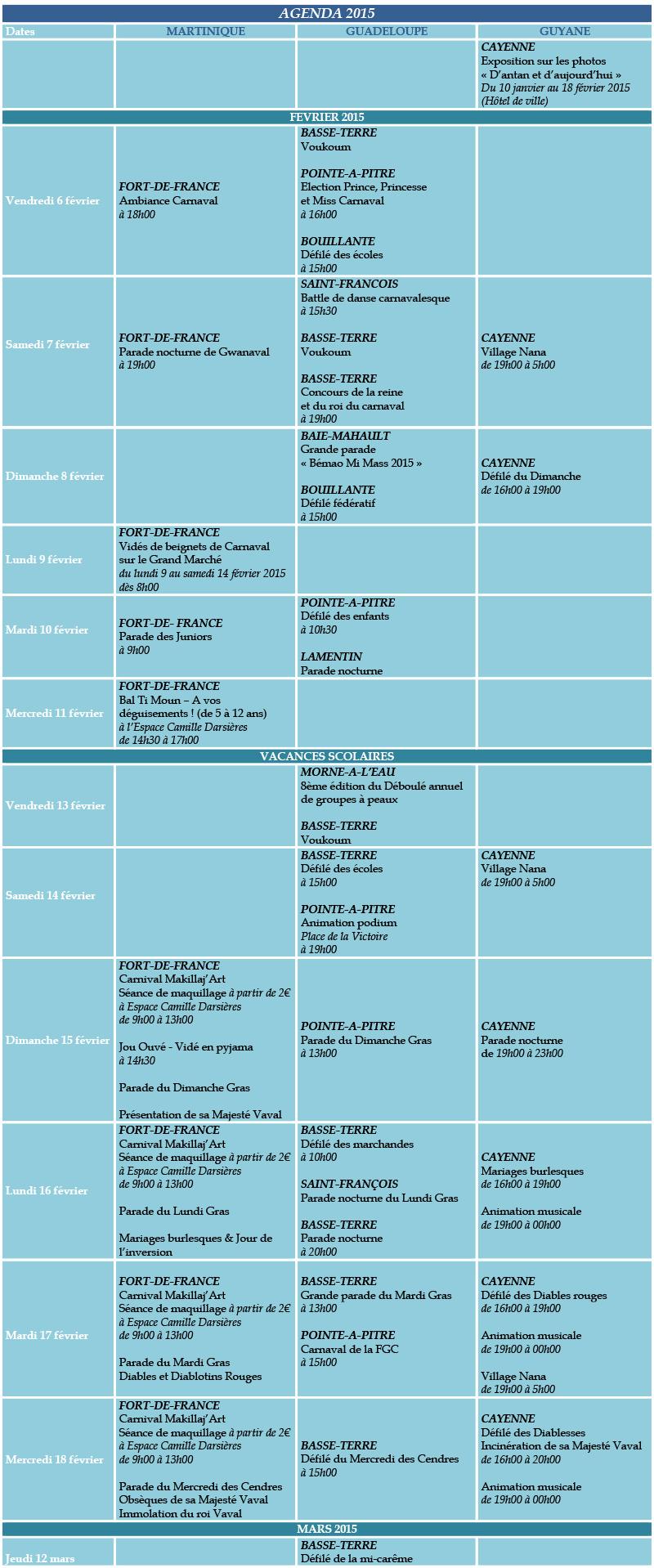 Agenda-Carnavals-2015