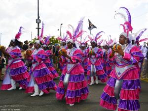 Carnaval - Groupe à pied