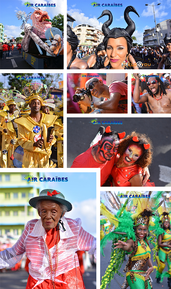 Carnaval de Martinique 2015