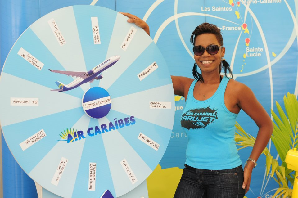 Karujet et Air Caraïbes