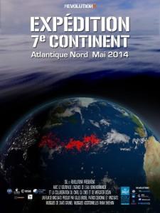 Affiche du film Expédition 7e Continent - Pollution