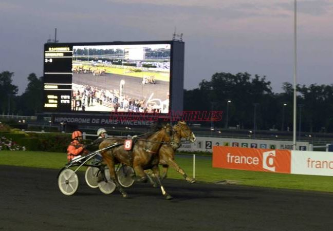 Course - Soiree tropicale Paris Vincennes