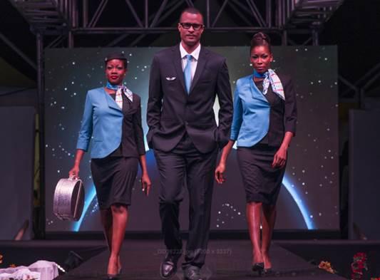 Nouveaux uniformes Air Caraïbes 2015