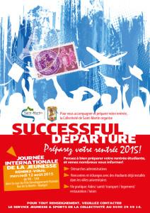 Affiche_Successful Departure_2015_vf