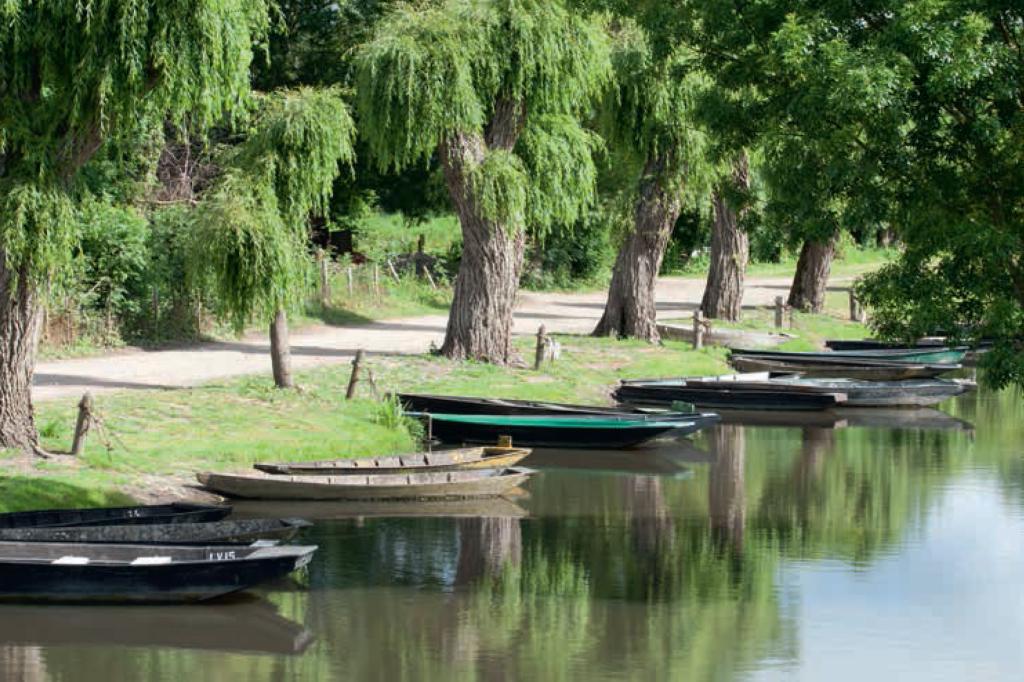 Barques Marais Poitevin