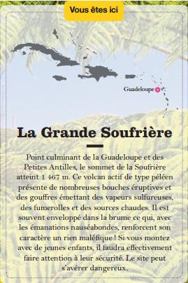 La Grande Soufrière - Magazine Arc En Ciel numéro 71