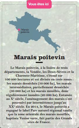 Le Marais Poitevin - Magazine Arc En Ciel numéro 71