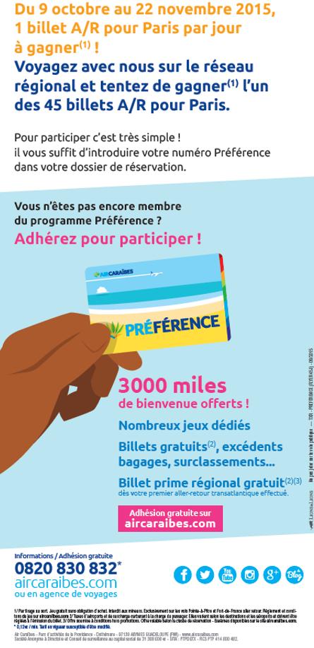 Flyer verso - Les Paris sont ouverts