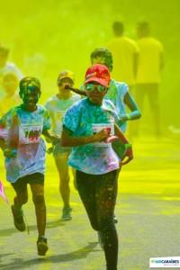 Gwada Color Fun Run avec la Caravane TX