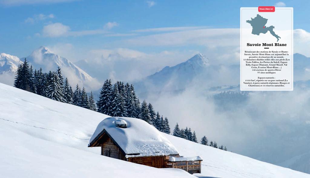 Les Alpes version COP21