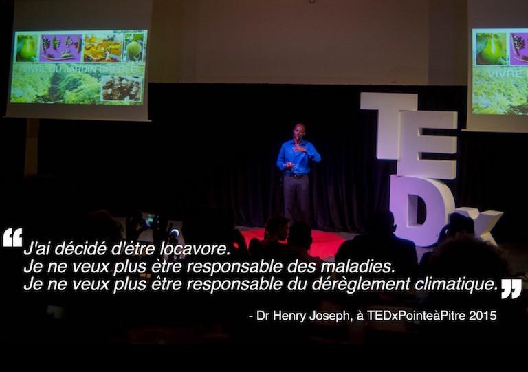 Dr Henry Joseph - TEDxPTP