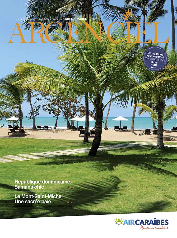 une-air-caraibes-magazine-arc-en-ciel-numéro-74