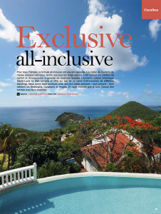 une-magazine-arc-en-ciel-77-sainte-lucie-exclusive-all-inclusive