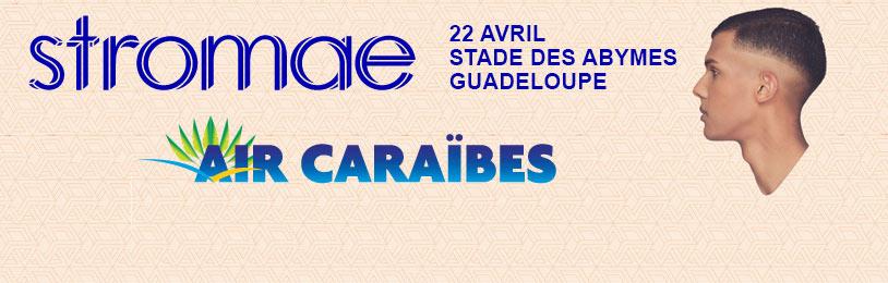 Stromae Air Caraibes