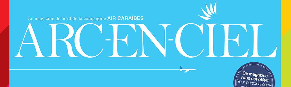 Banniere Magazine Arc en Ciel Numero 71
