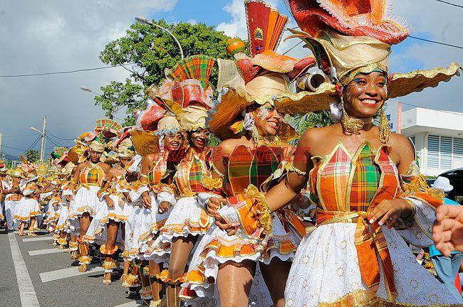 Histoire Et Traditions Du Carnaval Aux Antilles Françaises