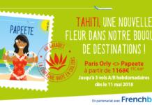 Tahiti Air Caraibes