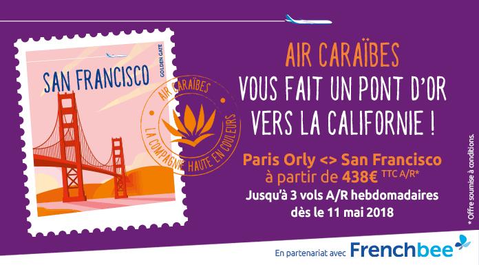 San Francisco-Air-Caraibes