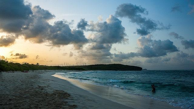 Vacances familiales en Guadeloupe