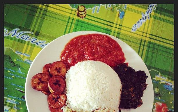 Gastronomie Martinique