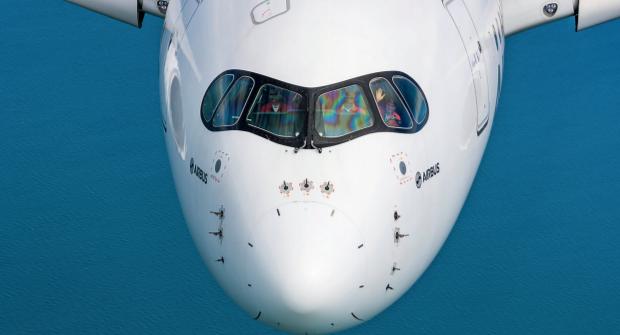 A350 avant