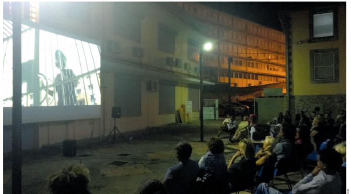 cinéma plein air Guadeloupe