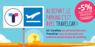 promo parking TravelCar