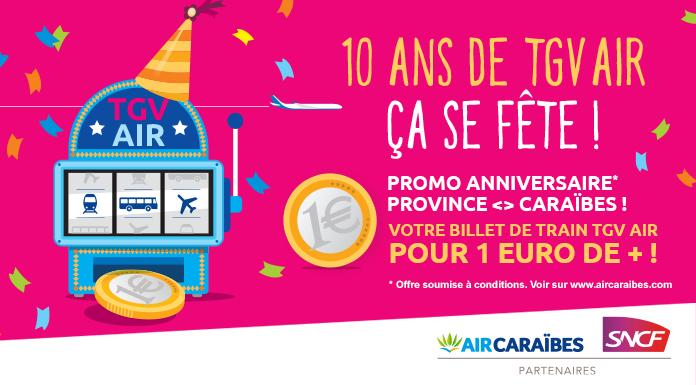 10 ans TGV Air