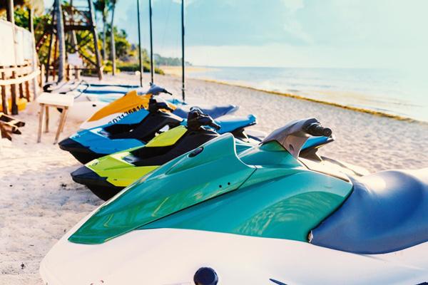 Jet Ski en Martinique