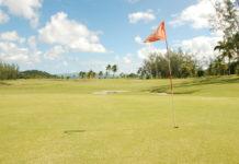 Faire du golf en Martinique