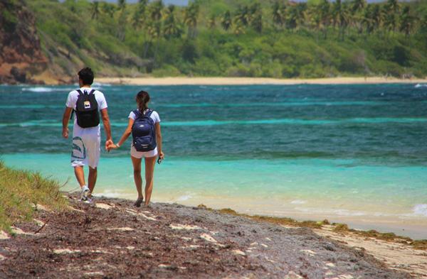 Top des spots de randonnée en Martinique