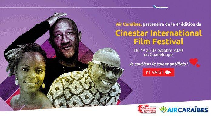 Air Caraïbes partenaire du CIFF 2020